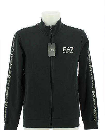 EA7 Logotape Sweatjacke Herren