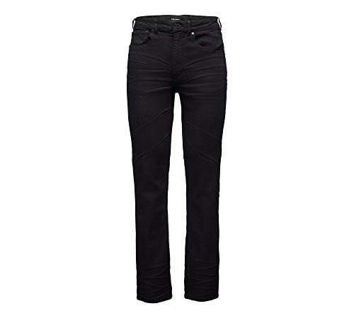 Black Diamond M Forged Denim Pants Pantalon pour Homme L Noir