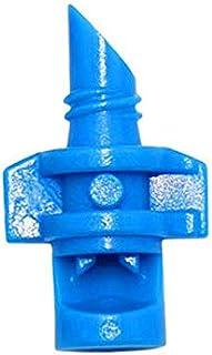 CRZD 80pcs Refraction spray nozzle drip tape irrigation mist spray nozzle 90 180 360 degree plant sprayer WATER SPRAY To g...