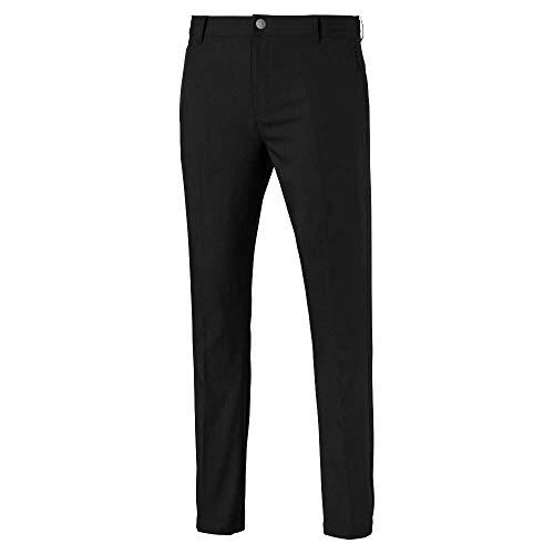 Puma Golf Men's 2019 Tailored Jackpot Pant, Puma Black, 28 x 30