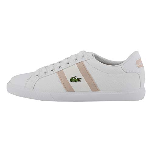 Lacoste Grad Vulc 120 1 P White/Light Pink 8.5 M