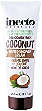 (2 PACK) - Inecto Naturals Coconut Bath & Shower Cream   250ml   2 PACK - SUPER SAVER - SAVE MONEY