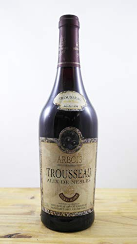 Wein Jahrgang 1998 Arbois Trousseau Flasche