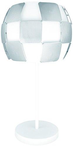 LED decore Phare T bureau salon e27, 10 W, chrome, 28 x 50 cm