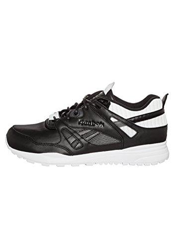 Reebok Classic Ventilator ZPM Schuhe Sneaker Turnschuhe Schwarz V70237, Größenauswahl:39