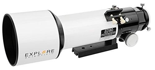 Explore Scientific Apochromatic refractor AP 80/480 ED FCD-100 Hexafoc OTA