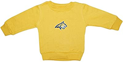Creative Knitwear Montana State University Baby and Toddler Sweat Shirt