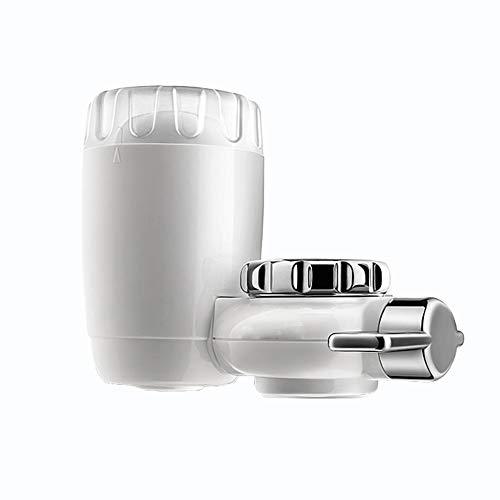Kraeoke Filtro de agua para grifo, filtro de agua sostenible con filtro de cerámica para grifos, agua potable, filtros de gran variedad de contaminantes