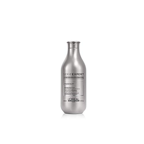 L'Oreal Professional AD1183 Serie Expert Silver Shampoo for Unisex, 10.1 Ounce