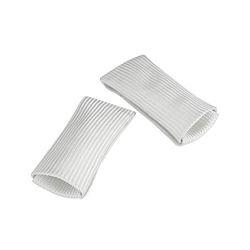Hynade TIG Finger Welding Glove TIG Heat Shield for TIG Welder, Welding Tips & Tricks (X-Large 2 pcs)
