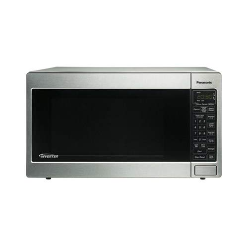 Panasonic NN-T945SF Luxury Full Size 2.2 cu ft 6 Digit Expanded Display Panel Countertop Microwave...