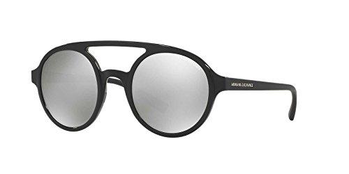 Armani sunglasses for men and women Armani Exchange AX4060S Round Sunglasses