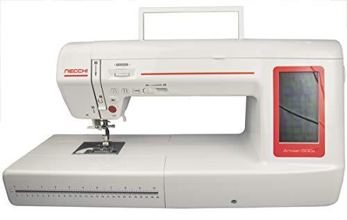 Necchi Artisan lange arm Professionele geautomatiseerde naaimachine