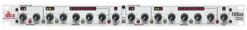 DBX 166XS Dual Compressor/Limiter/Gate