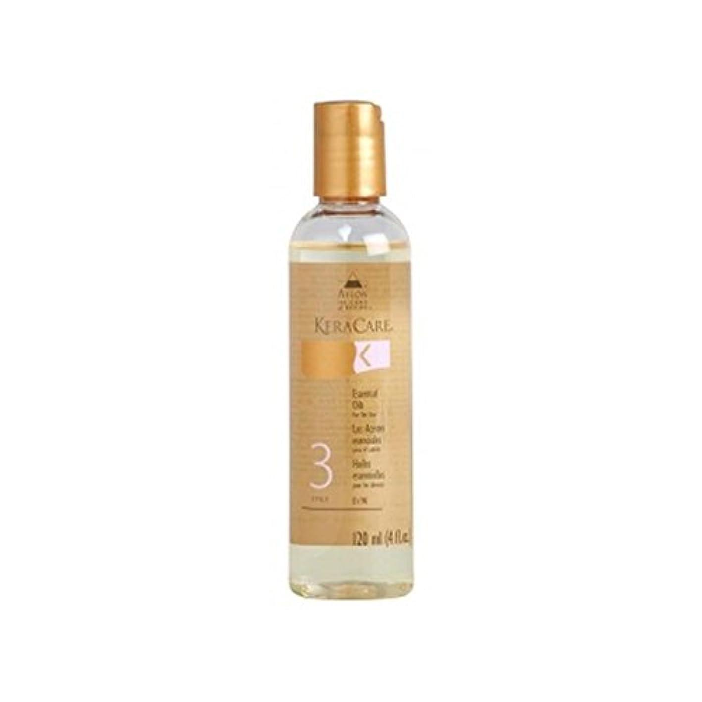 思いやりのある結晶すみませんKeracare Essential Oils For The Hair (120ml) - 髪のためのエッセンシャルオイル(120ミリリットル) [並行輸入品]