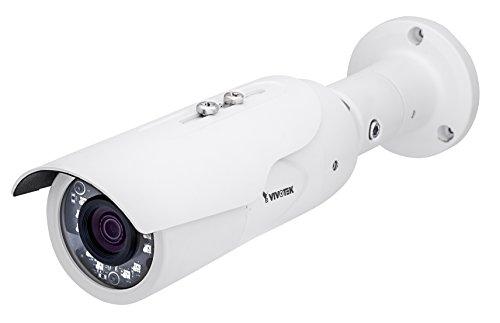 VIVOTEK IB8379-H Kamera (4MP, 30fps, H.264, WDR Pro, IR, PoE, IP66, 3,6 mm) weiß
