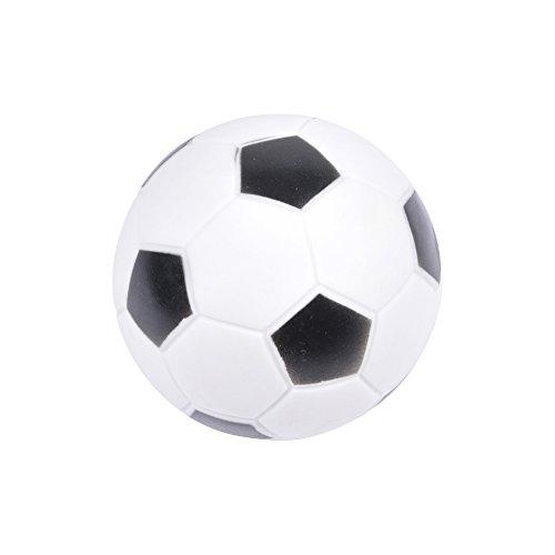 CODICO Hundespielzeug Ball Fußball für Hunde