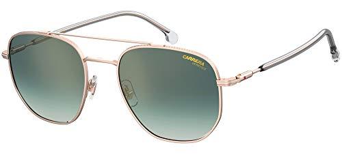 Gafas de Sol Carrera CARRERA 236/S Rose Gold/Green Shaded 54/20/145 hombre
