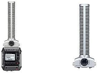 ZOOM ズーム フィールドレコーダー・ラベリアマイク F1-SP ショットガンマイクセット