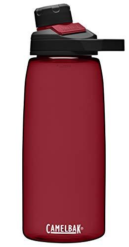 CAMELBAK Unisex– Erwachsene Trinkflasche Chute, Rot, 1000 ml