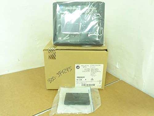 Allen-Bradley 12711-T5A16L1 Max 80% OFF Atlanta Mall PanelView Touch 550 Screen