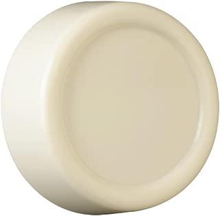 Legrand - Pass & Seymour RRKIV Plastic Replacement Dimmer Knob Plain Round Easy Installation, Ivory