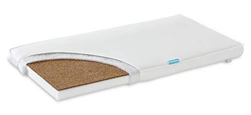 Comfort-Pur - Matratze JKL Komfort Line Kindermatratzen, Kokosfaser kombiniert mit Latexmischung - 120/60/7,5
