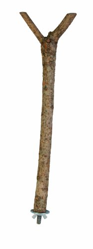 Trixie 5877 Natural Living Sitzstange, Y~Form, 35 cm/ø 18 mm