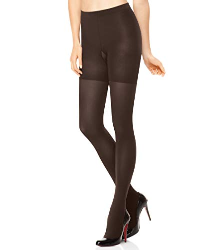 SPANX Bodyshaping Tight-End Tights 128,Size E ,Bittersweet
