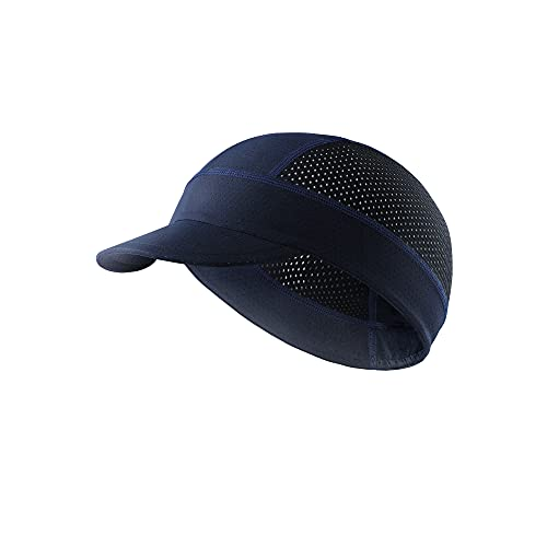 Arcweg Cycling Cap UV Schutz, Fahrrad Kappe Unterziehmütze UPF 50+, Fahrradkappe Fahrrad Unterhelm Mütze für Herren Damen Schweißabsorbierend Faltbar weich Atmungsaktiv faltbar Joggen