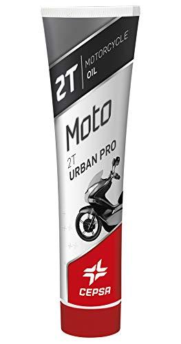 CEPSA 2T Urban Pro 125ml Moto 125ml-Lubricante de Tecnología Sintética para Motos y Scooters