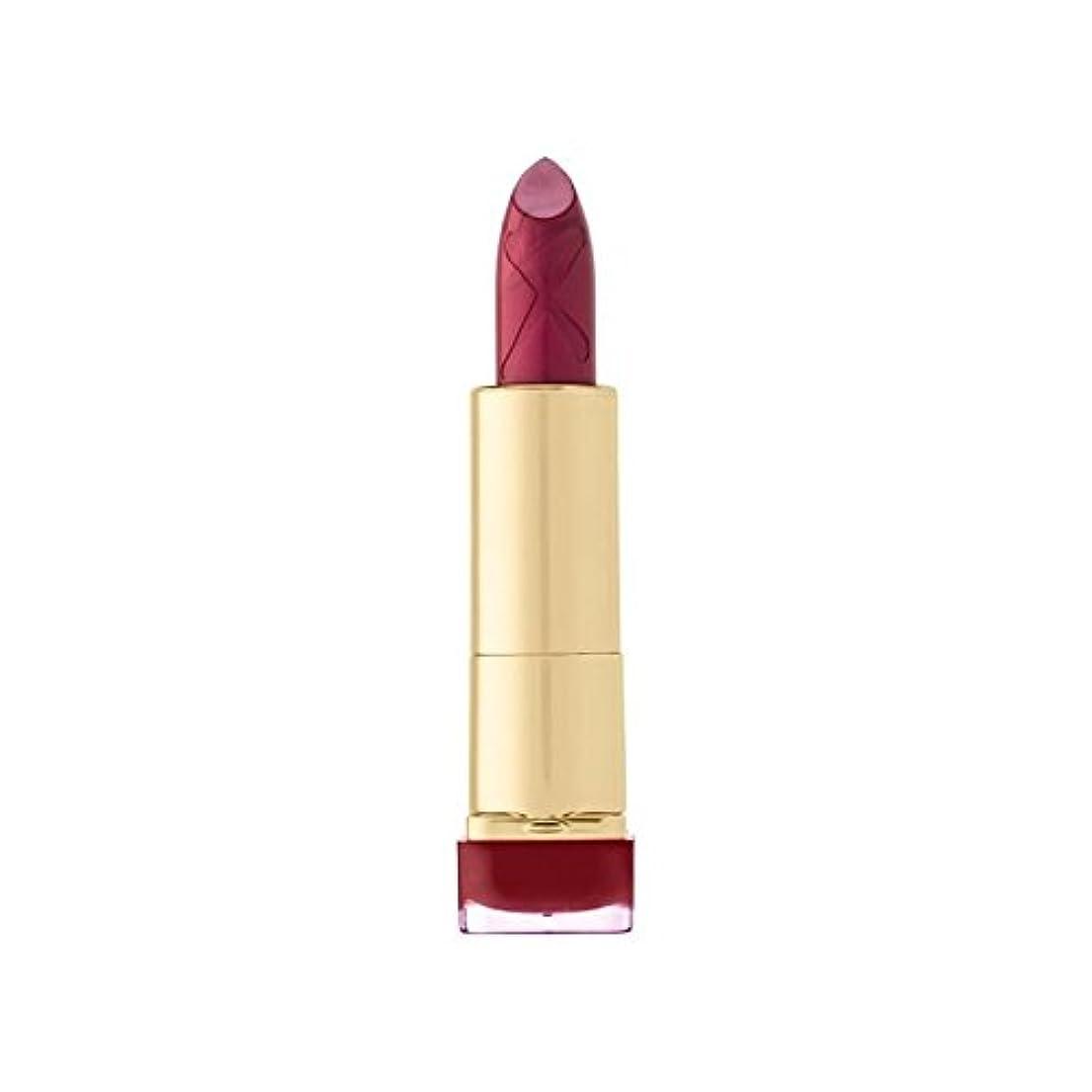 王朝悪党本を読むMax Factor Colour Elixir Lipstick Mulberry 685 - マックスファクターカラーエリクシルの口紅桑685 [並行輸入品]