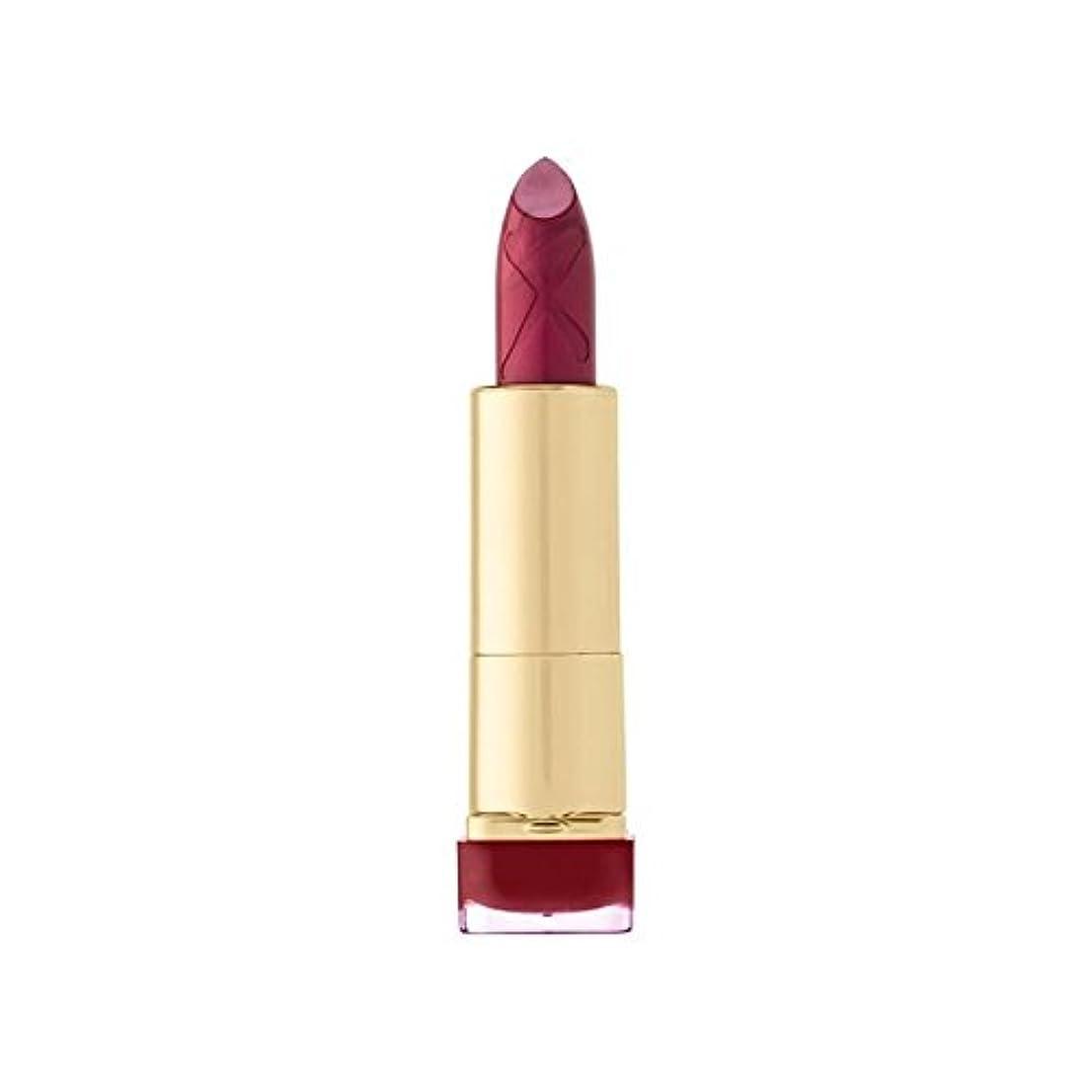 定期的現実にはほのめかすMax Factor Colour Elixir Lipstick Mulberry 685 (Pack of 6) - マックスファクターカラーエリクシルの口紅桑685 x6 [並行輸入品]