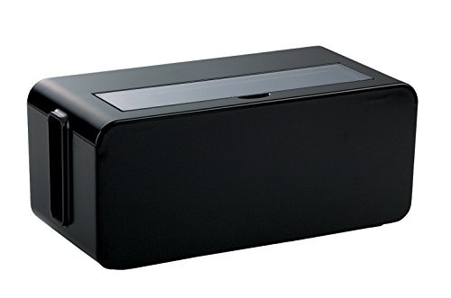 イノマタ化学 テーブルタップボックス ブラック