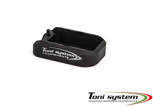 Toni System Art. PAD1GL19X Pad 1 schot voor bel 19x