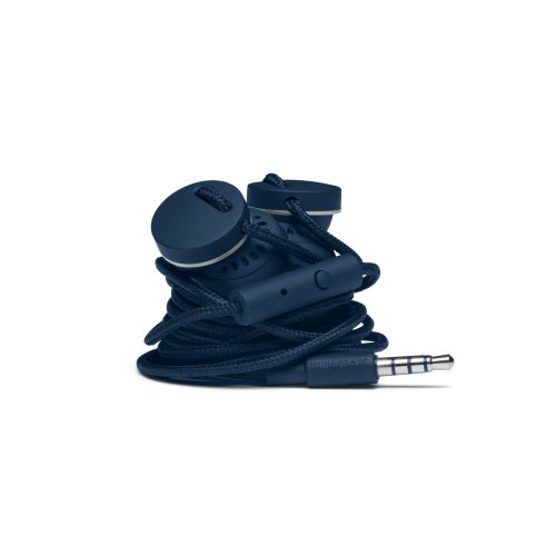Urbanears Medis Earphones with Microphone and Remote (Black)