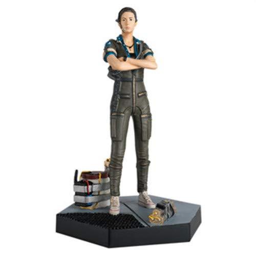 Eaglemoss- Amanda Ripley Figura 12.5 Cm Alien & Predator Figurine Collection #35 Alien Insolation, Multicolor (DIAAL182321)