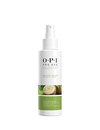 OPI Moisture Bonding Ceramide Spray – Feuchtigkeitspflege für weiche und geschmeidige Hände – ASM50 – 112 ml