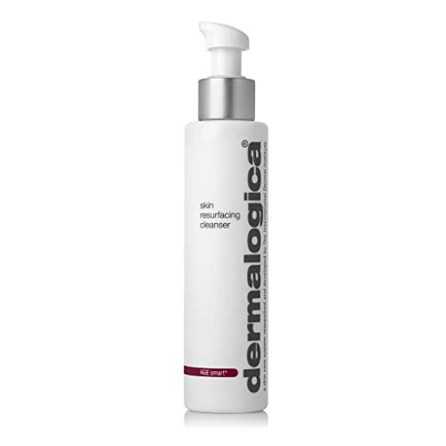 Dermalogica Skin Resurfacing Cleanser - Dual-Action Anti-Aging Exfoliating Face Wash and Cleanser - Smoothes Skin with Lactic Acid