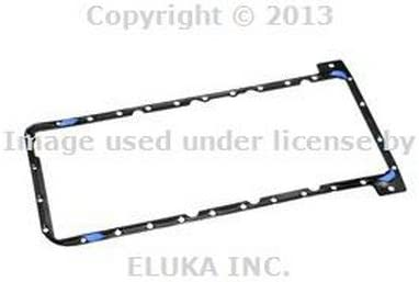 BMW Genuine Oil Level Pan Gasket National products - Block for to Engine X Long Beach Mall