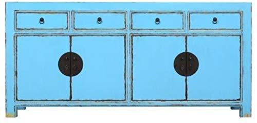 Fine Asianliving Chinesisches Kommode chinesisches Sideboard chinesischer Schrank chinesische Möbel Schlafzimmer Orientalischer Asiatischer 180x85x40