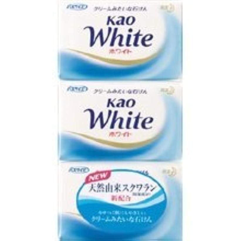 操る集まるいつか【花王】花王ホワイト バスサイズ (130g×3個) ×20個セット