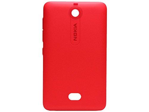 Nokia Asha 501 501 DualSIM coperchio della batteria rosso