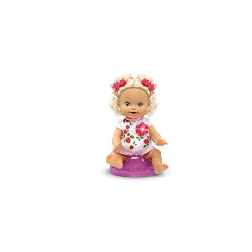 VTech - Little Love - Léa découvre le pot, poupée interactive pour enfant – Version FR
