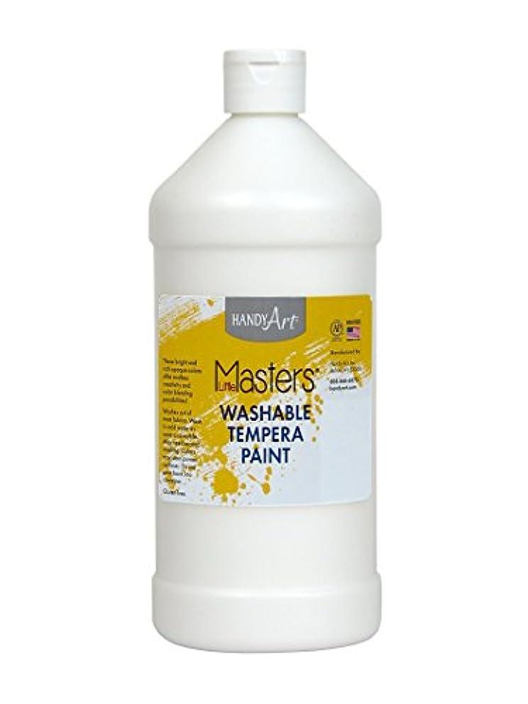 Handy Art Little Masters Washable Paint 32 ounce, White