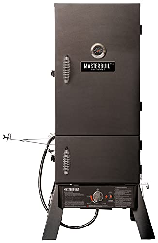 MasterBuilt Dual Fuel Smoker Raucher,...