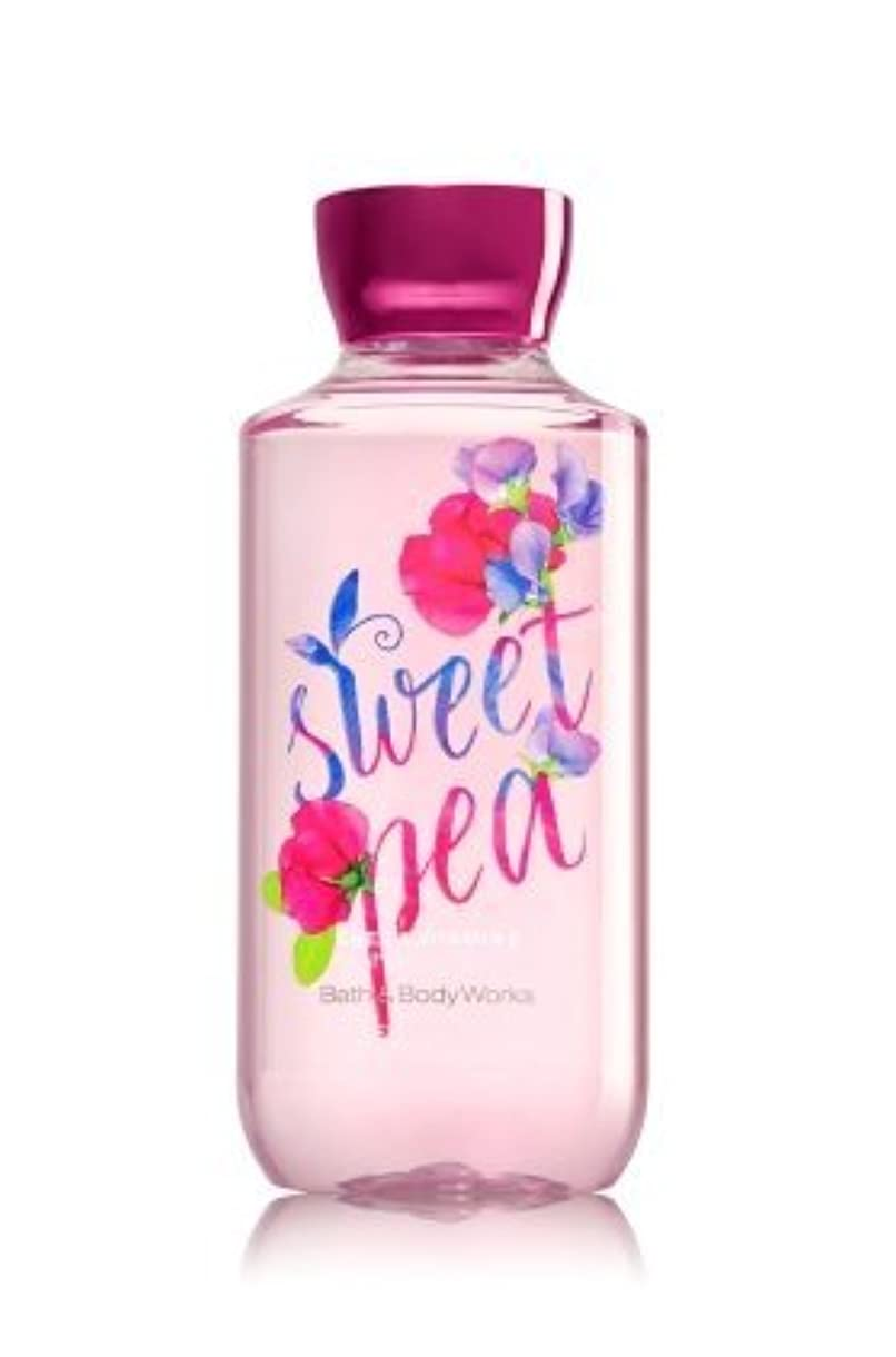 代数的蓄積するコピー【Bath&Body Works/バス&ボディワークス】 シャワージェル スイートピー Shower Gel Sweet Pea 10 fl oz / 295 mL [並行輸入品]