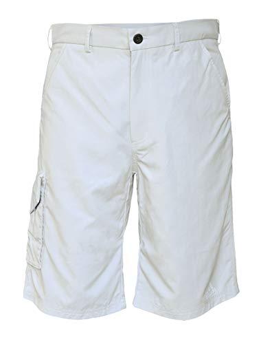 adidas Sailing Harbour Pantalones Cortos para Hombre Color Gris Oscuro, Hombre, Large