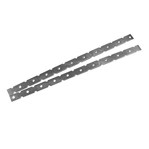 250 Mauerverbinder 300mm A4 0,5mm Maueranker Edelstahl zugelassen Flachanker