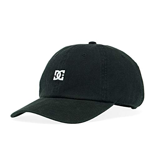 DC Shoes Uncle Fred 2 Gorra Hombre Negro